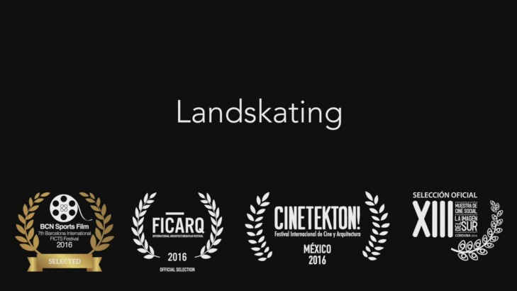 Documentary landskating